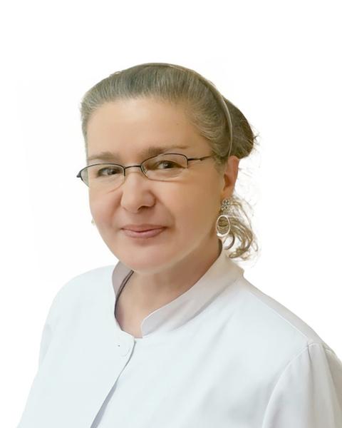 Бабина Надежда Валериановна