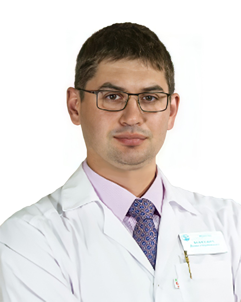 Давидович Денис Леонидович