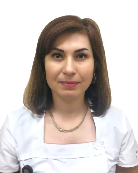 Надуева Эльвира Магомедовна