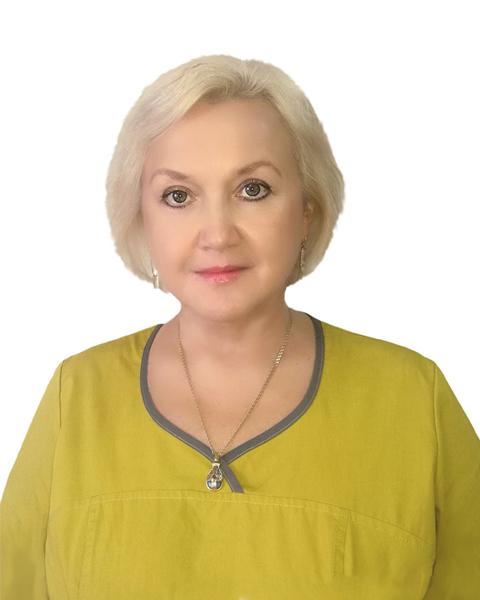 Борисова Элина Вячеславовна